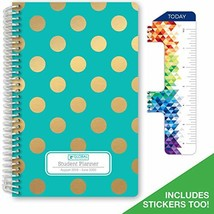 HARDCOVER Dated Middle School or High School Student Planner for Academi... - $14.07