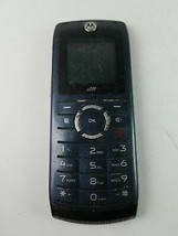 Motorola i290 Black Cell Phone - $11.63