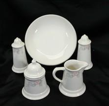 Pfaltzgraff Wyndham Serving Pieces Cream Sugar Salt Pepper Serving Bowl - $48.99