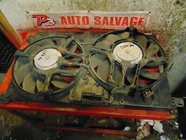06 05 03 11 10 09 08 07 04 Saab 9-3 oem 2.0 dual radiator cooling fan as... - $44.54