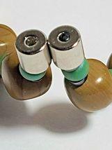 "Magnetic Hematite Bracelet 7 1/2"" Single Strand  (MAG-008) image 3"