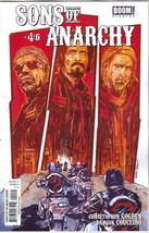 Sons of Anarchy TV Series Comic Book #4, Boom 2013 NEW UNREAD - $4.99