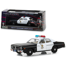 1977 Dodge Monaco Metropolitan Police The Terminator (1984) Movie 1/43 D... - $33.69