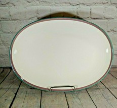 """Pfaltzgraff Juiper Oval Platter 14 x 12"""" - $19.79"""