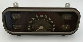 Chevrolet Instrument Cluster 1937 Chevy Vintage Original Gauges AC GM 20... - $142.45