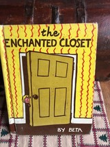 The Enchanted Closet - by BETA 1967  - Rare Vintage Children's Book - $11.40