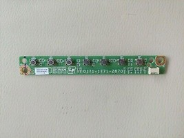SHARP LC-55LE653U  Button Board 3655-0072-0156 - $8.76