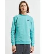 NWT Patagonia P-6  Label Uprisal Crew Neck Sweatshirt in Light Beryl Gre... - $95.02
