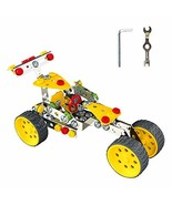 KAIM DIY F1 Metal Model Building Kit Erector set Build and Play Toy Set ... - $9.96