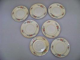 Homer Laughlin Ferndale Seven Dessert Plates - $39.99