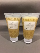 2 x Origins Incredible Spreadable Smoothing Ginger Body Scrub 1.7oz / 50... - $12.16