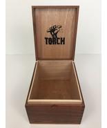 Vintage Torch Gran Toro Wood Cigar Box Empty Hand Made for Veritas Nicar... - $26.77