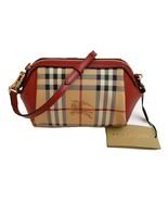 Burberry Haymarket Panels Blaze Mini Crossbody Bag Brand New w/ Dustbag - $1,381.05