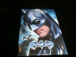 Batman And Robin 1997 Movie Pin Back Button - $6.00
