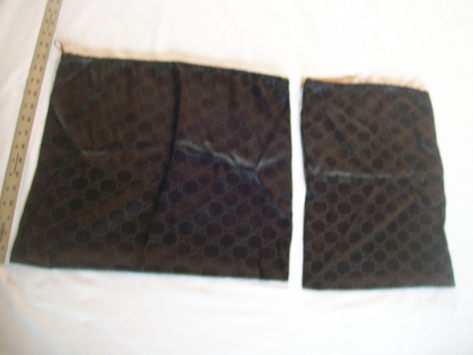 349fec22b3cf 2 Gucci GG Monogram Satin Dust Bag for and 16 similar items
