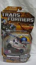 TRANSFORMERS HFTD HUNT FOR THE DECEPTICONS RESCUE RATCHET DELUXE NEW SEA... - $42.14