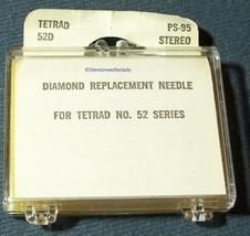 STYLUS NEEDLE PS-117 for L853-DS73 Tetrad  52D 52S 62D B3 63S T5hs T5hd 78 RPM image 2