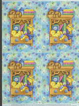 toys style decoupage sheet high quality printed on quality paper ideal cards,