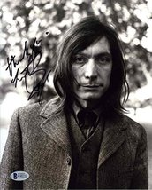 """Charlie Watts """"The Rolling Stones"""" Signed 8x10 Photo Certified Authentic Beckett - $692.99"""