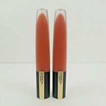 2x L'Oreal Paris Rouge Signature Lasting Matte Lip Stain 420 I Achieve - $10.50