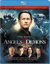 Angels & Demons (Blu-ray/3 Disc/Ws 2.40/Dd 5.1/Eng-Sub/Fr-Both)