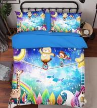 3D Acrobatics 20 Bed Pillowcases Quilt Duvet Cover Set Single Queen King Size AU - $64.32+