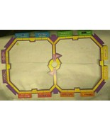 Mall Madness Milton Bradley 2004 Clearance Sign - $12.73