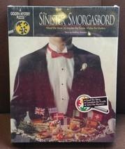 Sinister Smorgasbord Golden Mystery 500 Piece Jigsaw Puzzle Sealed Matt ... - $29.69