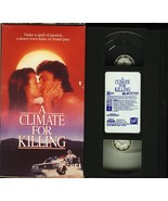 CLIMATE FOR KILLING KATHARINE ROSS JOHN BECK VHS HTF - $24.95