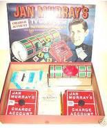 Vintage 1961 JAN MURRAYS TV WORD GAME Lowell Toy NBC - $34.99