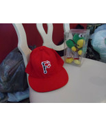 Pittsburgh Pirates gift lot - red hat and 1979 throwback parrot plush - $19.99