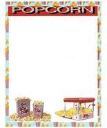 Popcorn Stationery Printer Paper 26 Sheets - $10.88