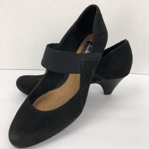 4e0141ae8da7 Clarks Mary Jane Heels Size 6.5 Artisan and 50 similar items. 12