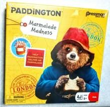 PADDINGTON MARMALADE MADNESS BOARD GAME AGES 5+ NIB Sealed - $24.74