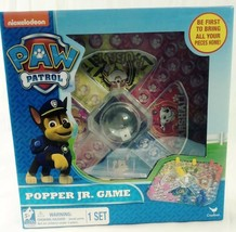 PAW PATROL NEW In Box NICKELODEON POPPER JR. Game - $14.73
