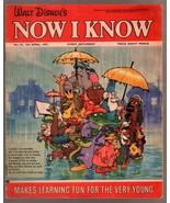 Walt Disney's Now I Know #27 1973-U.K-Winnie The Pooh-G - $37.83