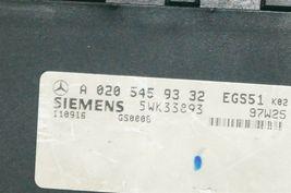 Mercedes Dodge Sprinter TCM TCU Transmission Computer Control Module A0205459332 image 3