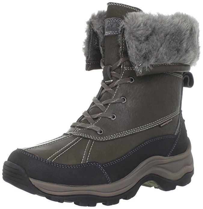 Privo Women's Arctic Adventure Snow Boot,Gunsmoke,6 M US