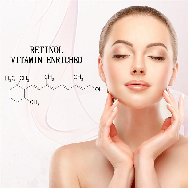 Retinol 2.5% Moisturizer Face Cream Vitamin E Collagen Retin Anti Aging Wrinkles