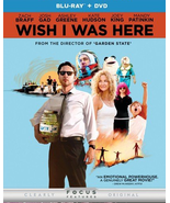 Wish I Was Here  [Blu-ray + DVD] - $4.95
