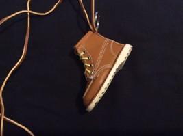 Miniature work boot keychain - $6.76