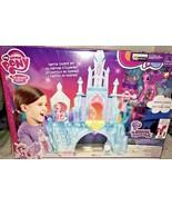 My Little Pony Crystal Empire Castle Princess Cadence Baby Flurry Heart ... - $149.99