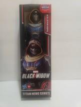 Marvel Black Widow,  Titan Hero Figure, Taskmaster, 12 inch, New Z9 - $14.95