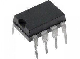 3 x mcp6002-e/P Operational Amplifier; 1 MHz; 1,8 ÷5, 5V DC Channel 2 DIP8 - $9.24