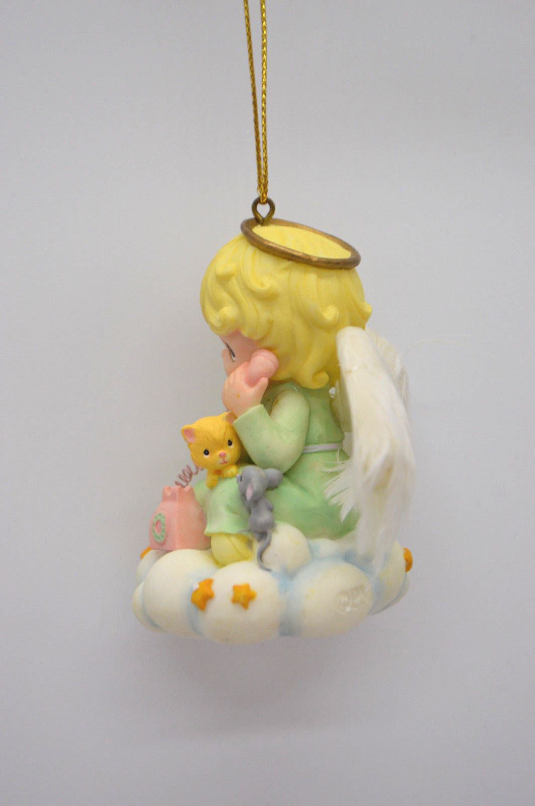 Bradford Exchange Precious Moments Life's Little Lessons Ornament A02540