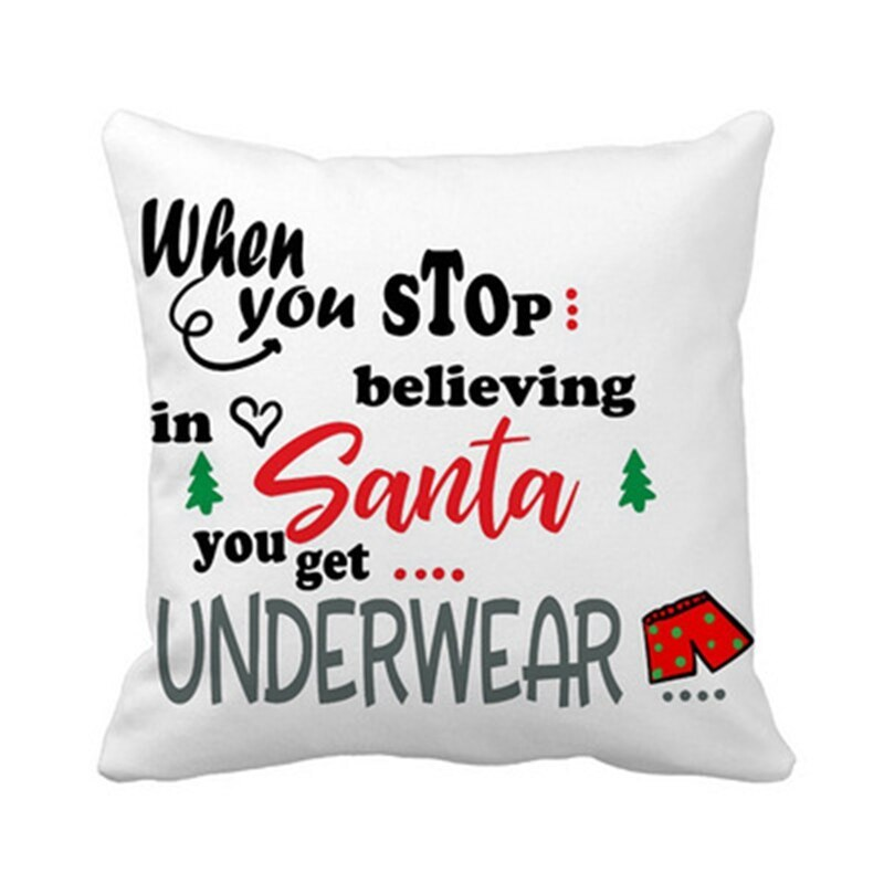 Primary image for Christmas Pillow Cover Cushion Cover