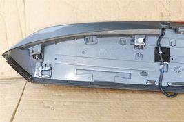 08-13 Acura MDX Rear Hatch Lip Spoiler Wing Garnish w/ Brake Light image 7