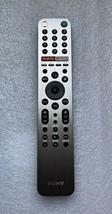 Sony Oem Voice Remote Control RMF-TX600U For XBR-A9G XBR-850G XBR-950G XBR-Z9G - $48.50