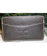 Dooney Bourke Leather Credit Card Case Holder W... - $19.00