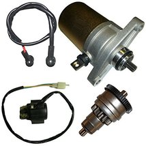 ZOOM ZOOM PARTS Starter Motor Drive Clutch Relay for GY6 139QMB 139 QMB ... - $54.00
